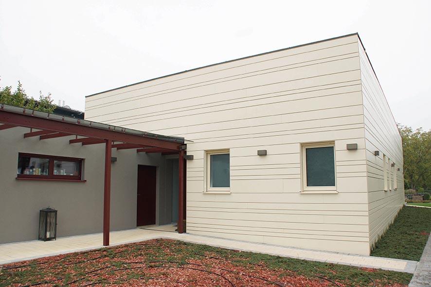 Bungalow als PLUS Energiehaus – OC BLOCK®