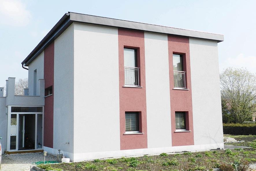 Einfamilienhaus als PASSIV Haus – OC BLOCK®
