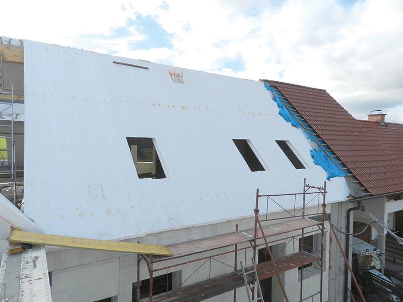 Dachfensteröffnungen