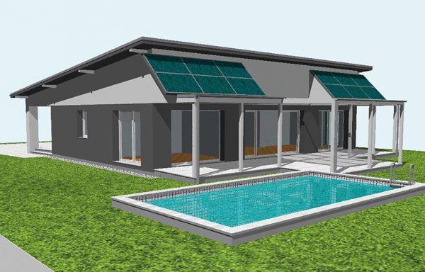 Bungalow als PLUS Energiehaus
