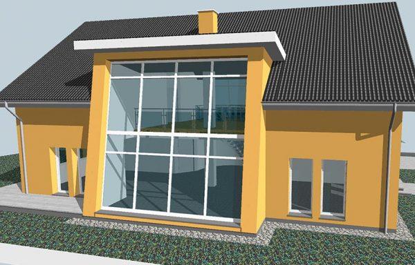 Einfamilienhaus als PASSIV Haus