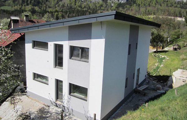 Zweifamilienhaus als PASSIV Haus