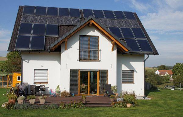 Einfamilienhaus als PLUS Energiehaus