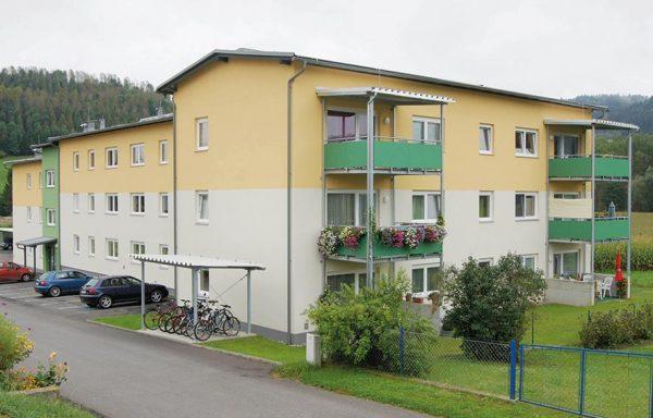 Mehrfamilienhaus als NIEDRIG Energiehaus